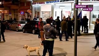 Αποδοκιμασίες και ύβρεις κατά του Νίκου  Παππά στο Κιλκίς- ΒΙΝΤΕΟ-Eidisis.gr webTV