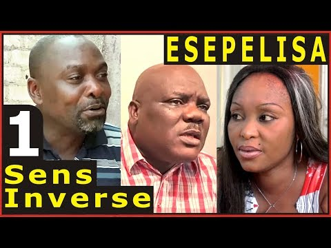 Sens Inverse 1 Modero, Doudou Soupou, Mayo Armand Aminatha Souzy Elko NOUVEAU THEATRE CONGOLAIS 2017