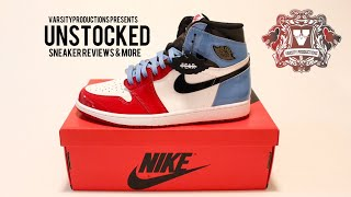 Is this ICONIC colorway WORTH it? AIR JORDAN RETRO 1 FEARLESS REVIEW
