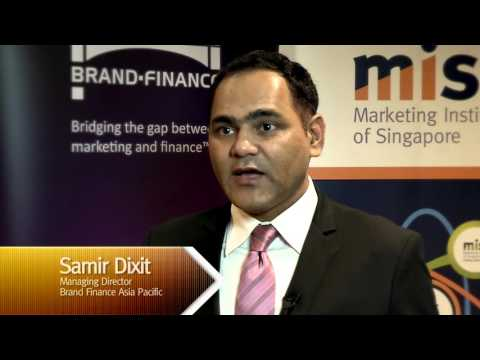 MIS Brand Finance Forum 2015 Singapore, 30 Sep 2015