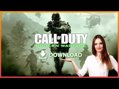 Call Of Duty 4: Modern Warfare (PC) DOWNLOAD FREE Updated Version (1.7) + 1.8 Patch Install Tutorial