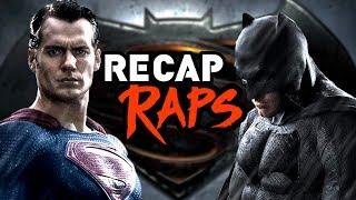 BATMAN v SUPERMAN RECAP RAP