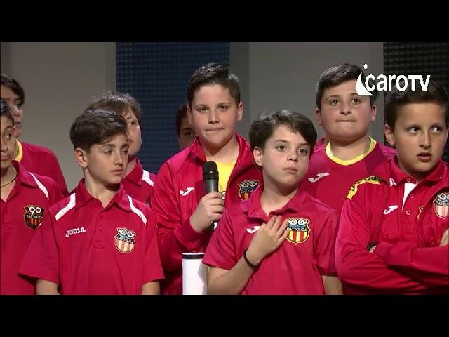 Icaro Sport. Che gioco il Calcio! La semifinale Cattolica vs Delfini