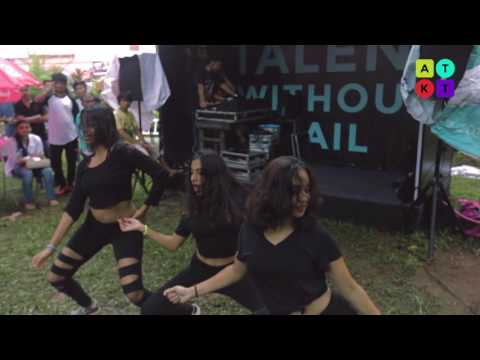 The Jai Hind College Girls Dance To Kill | ATKT.in Talent Tent