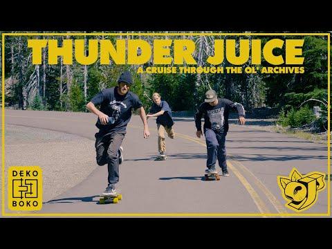 Oregon Summer Postcard: THUNDER Juicin' With Willis Kimbel