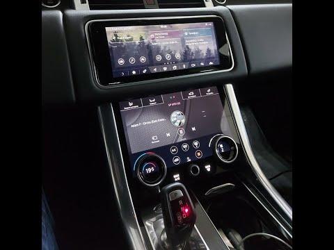 Range Rover Sport - почему Meridian не играет?