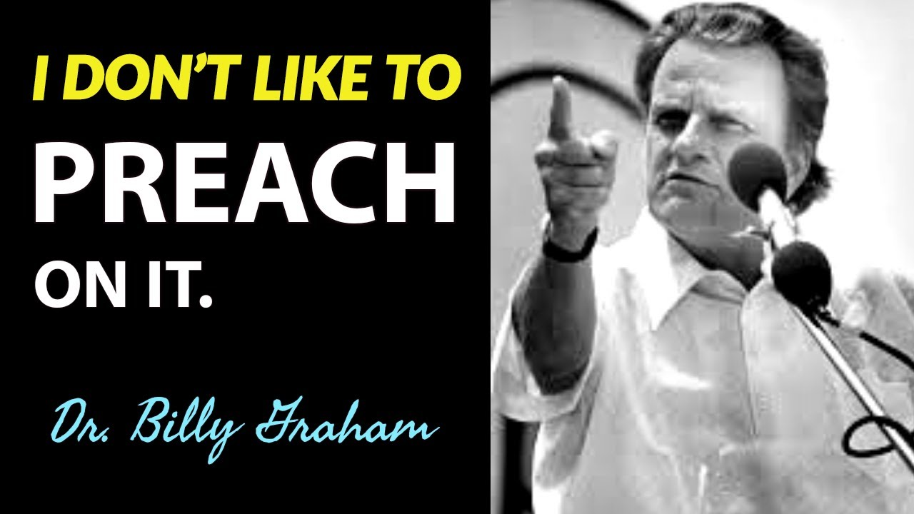 They've distorted the Biblical Concept | #BillyGraham #Shorts #WhatsAppstatus #statuspost