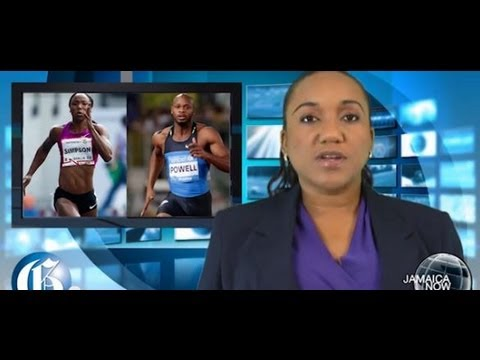 JAMAICA NOW: The doping developments... Asafa Powell returns home....Vybz Kartel trial