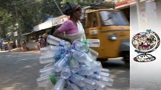 India Has a Booming Recycling Industry