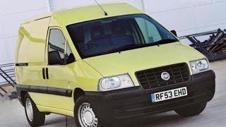 1996 - 2006 Fiat Scudo