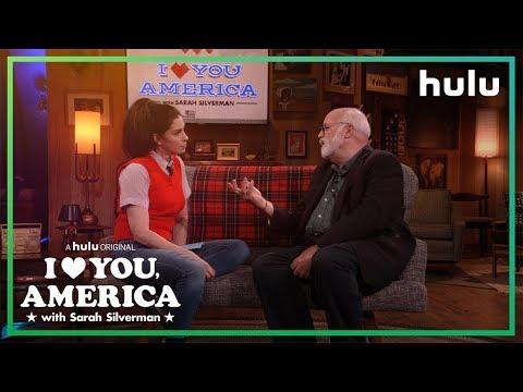 Sarah Interviews Father Gregory Boyle | I Love You, America on Hulu