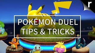 Pokémon Duel: Tips and Tricks