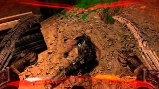 Gameplay Alien vs Predators Pc HD 5850