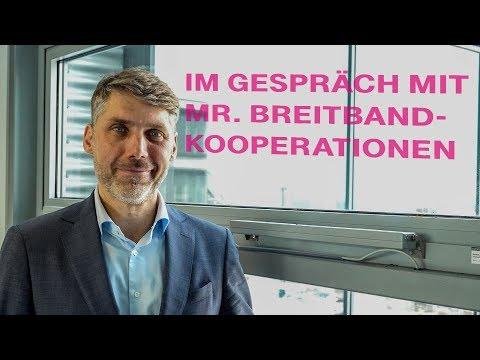 """Social Media Post: #ImGespräch: """"Warum brauchen wir Kooperationen beim Breitbandausbau?"""""""