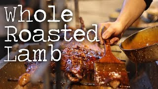 Mongolian BBQ Whole Lamb // One of the Best Meat Experiences in My Life