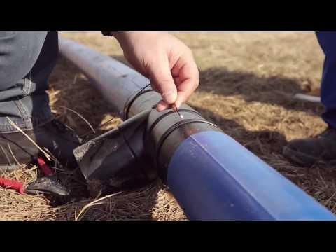 Waterpro - новое поколение труб с отрывной защитной пленкой