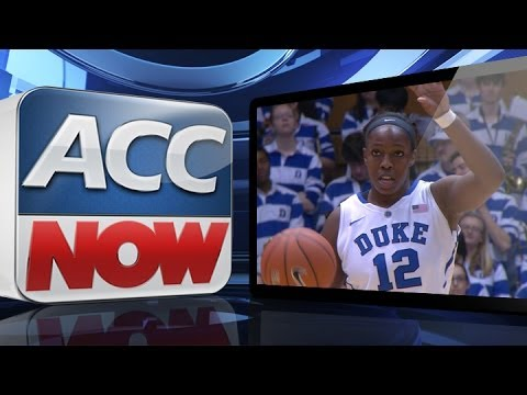 ACC NOW | Hoops Players of the Week Announced | ACCDigitalNetwork