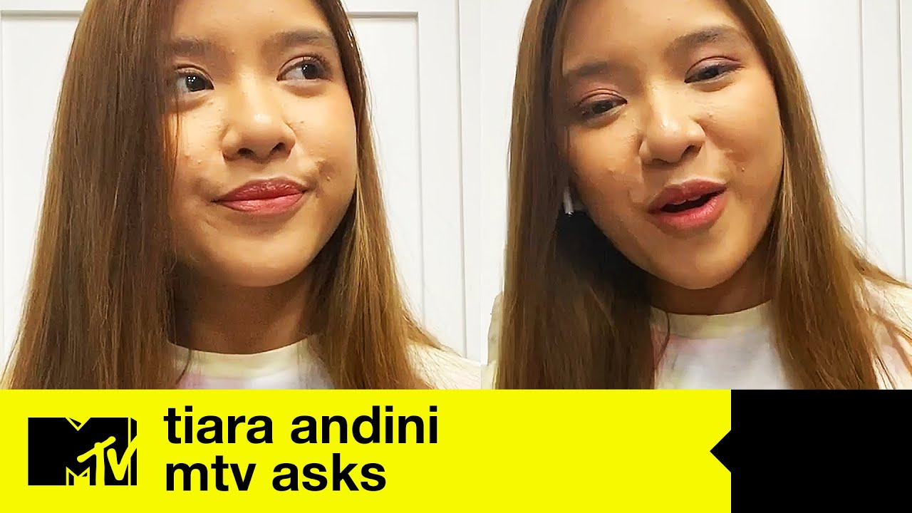 Tiara Andini Wants To Collab With BTS & Release An English-Language Song [ENG SUBS] | MTV Asks