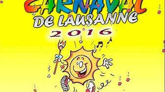 GRAND CORTÈGE CARNAVALESQUE DE LAUSANNE 2016