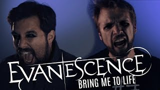 Bring Me To Life - Evanescence - Cover by Caleb Hyles (feat. RichaadEb)