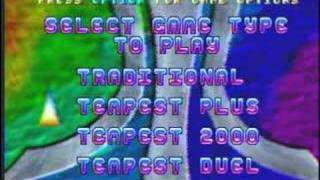Classic Game Room reviews TEMPEST 2000 for Atari Jaguar