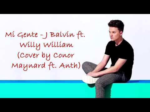 "Conor Maynard ""Mi Gente"" - English Version (lyrics) by J Balvin, Willy William"