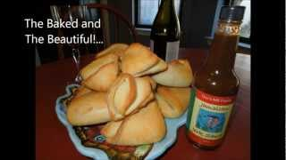 Jamaican Coco Bread Recipe