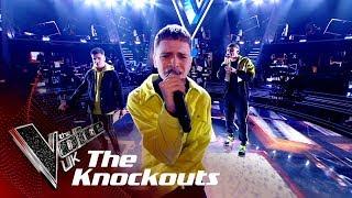 NXTGEN's 'Runnin' | The Knockouts | The Voice UK 2019