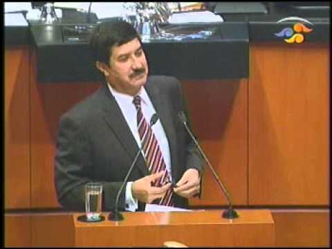 Participación del senador Javier Corral Jurado - YouTube
