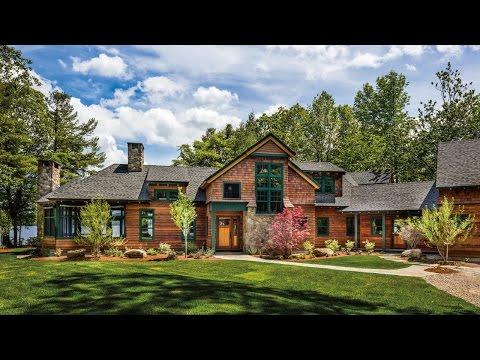 Gorgeous Lakefront Mansion on Lake Winnipesaukee, NH