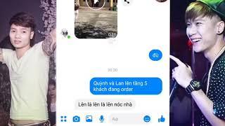 Hài Troll Tin Nhắn Với Gái Bài Hát Động Thăng Thiên Của Vanh LEG
