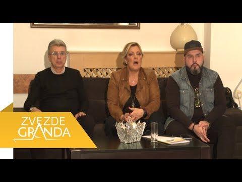 Sasa Popovic i Snezana Djurisic - Mentori - ZG Specijal 17 - 2018/2019 - (TV Prva 13.01.2019.)