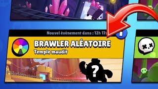 CONCEPT MODE DE JEU BRAWLER ALEATOIRE SUR BRAWL STARS ! #2