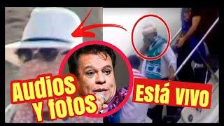 ¡Juan Gabriel está vivo! Todas las evidencias! Audios y videos