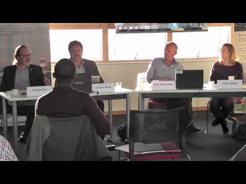 Marketing and Finance – what's new for social enterprises? Panel Discussion
