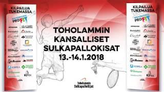 Näytösottelumainos Juuso Kuoppala vs Airi Mikkelä