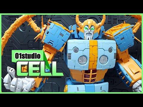Zeta Toys Core Star 01 STDUIO Cell Video Review