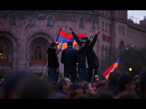 Public Rally W/English Interpretation And Summary - Yerevan, Armenia - May 2, 2018