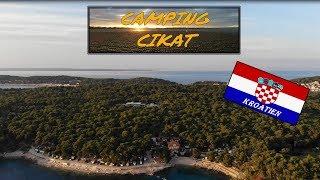 Vorstellung Campingplatz Camp Cikat 2018 Mali Losinj Kroatien