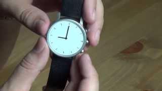 Nevo Watch - умные часы моей мечты?(Современные часы в стиле минимализма со швейцарским механизмом,