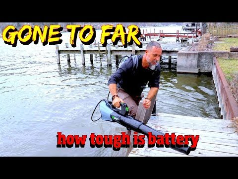 Testing The Best Outdoor Power Tools- Battery VS Gas