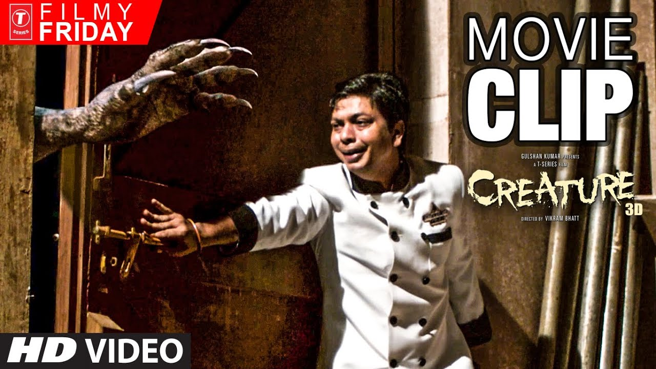 Attack of creature creature 3d movie clips filmy for Createur 3d