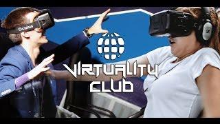 ВИРТУАЛЬНАЯ РЕАЛЬНОСТЬ с Oculus Rift в МОСКВЕ - Virtuality Club(, 2015-09-14T18:25:48.000Z)