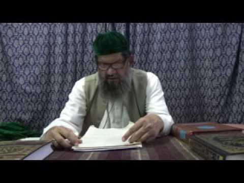 part 10 surah baqarah verses 58-66 by Peer-e-Tareeqat Syed Durwaish Mohiuddin Quadri Murtuza Pasha