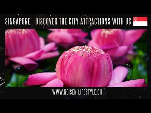 Must See in Singapore, Reisen & Lifestyle, Barbara Blunschi