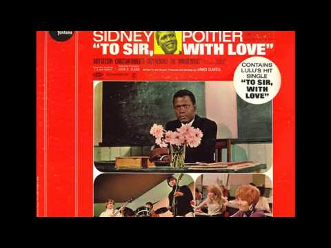 """Original Motion Picture Soundtrack  """"To Sir, With Love"""" – 1967 - LP"""