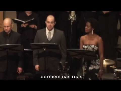 Na Manha Clara by Joao MacDowell - On a Clear Morning - from Tamandua, a Brazilian Opera - 2014