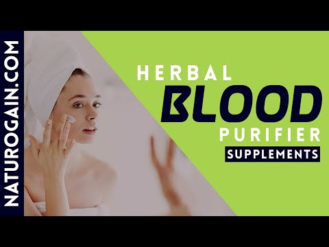 Top Rated Herbal Blood Purifier Supplements for Women