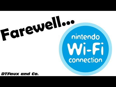 Farewell, Nintendo Wifi Connection... | DTFaux and Lazehguy