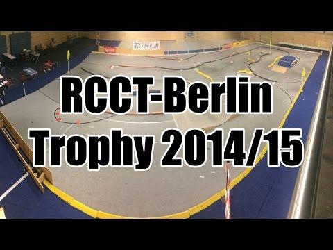 Berlin Trophy 2014/15 - 1. Test
